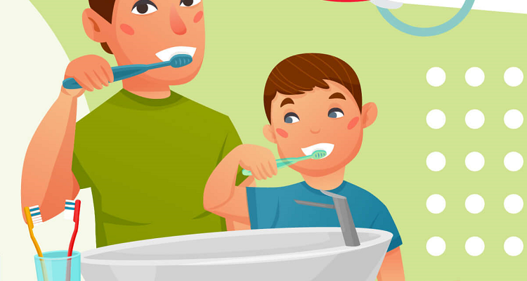 Tips For Teaching Your Kids About Oral Hygiene